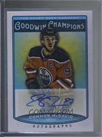 Goodwin Autographs - Connor McDavid