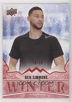 Ben Simmons #/10
