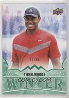 Tiger Woods #/99
