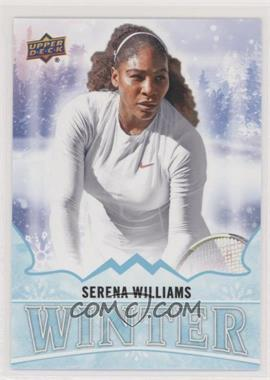 2019 Upper Deck Singles Day Winter North America - [Base] #W6 - Serena Williams