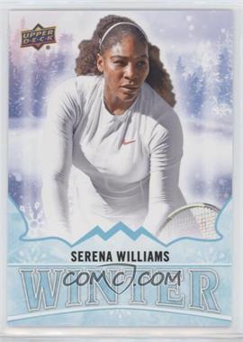 2019 Upper Deck Singles Day Winter North America - [Base] #W6 - Serena Williams