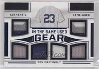 Don Mattingly #/35