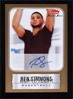 Ben Simmons #/65