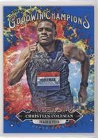 Splash of Color - Christian Coleman