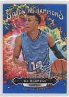 Splash of Color - R.J. Hampton