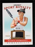 Bianca Andreescu #/35