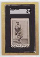 Babe Ruth (1921 Haffner's Bread)