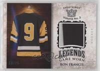 Ron Francis #/25