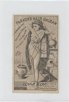 Parker's Hair Balsam [Good to VG‑EX]