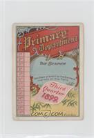 Third Quarter 1899 - Review Card [PoortoFair]