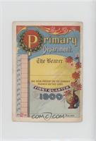First Quarter 1900 - Review Card [GoodtoVG‑EX]