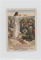 Jesus Warning and Inviting [GoodtoVG‑EX]