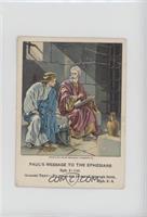 Paul's Message to the Ephesians [PoortoFair]