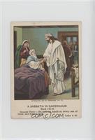 A Sabbath in Capernaum