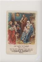 The Birth of Christ [Poor to Fair]