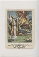 God Answers Elijah's Prayer [PoortoFair]