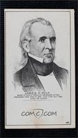 James K. Polk [Good to VG‑EX]