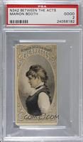Marion Booth [PSA2GOOD]