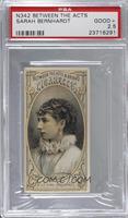 Sarah Bernhardt [PSA2.5GOOD+]