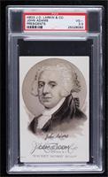John Adams [PSA3.5VG+]