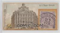 N.Y. Post Office [Poor]