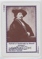 Portrait of Rembrandt, by Himself