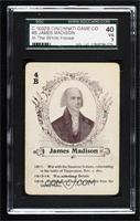 James Madison [SGC40VG3]