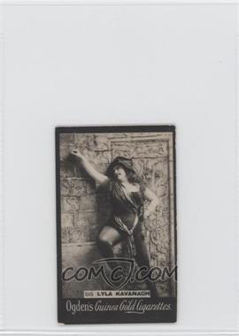 1901 Ogden's Guinea Gold - Tobacco [Base] #515 - Lyla Kavanagh [GoodtoVG‑EX]