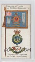 Shropshire Light Infantry [GoodtoVG‑EX]