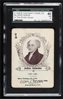 John Adams [SGC40VG3]