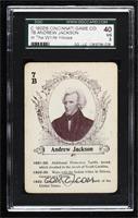 Andrew Jackson [SGC40VG3]