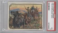 The Overland Mail [PSA 3 VG]