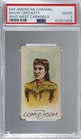 David Crockett [PSA 2 GOOD]