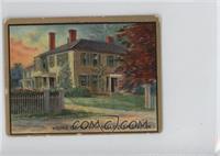Home of Ralph Waldo Emerson [GoodtoVG‑EX]