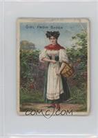 Girl from Baden [Poor]