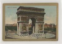 The Arch of Triumph. Paris - France [GoodtoVG‑EX]