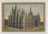 The Cathedral at Milan, Italy [Poor]