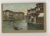 The Grand Canal, Venice. Italy. [GoodtoVG‑EX]