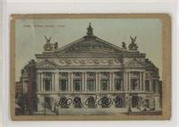 The Grand Opera House, Paris - France. [GoodtoVG‑EX]
