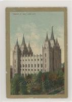 The Temple at Salt Lake City [Poor]