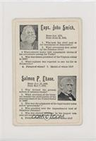 John Smith, Salmon P. Chase