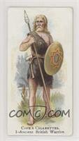 Ancient British Warrior