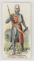 Knight of Henry II