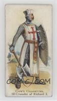 Crusader of Richard I