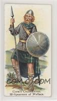 Spearman of Wallace