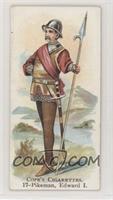 Pikeman, Edward I