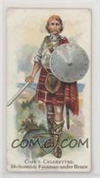 Scottish Footman Under Bruce [NoneGoodtoVG‑EX]