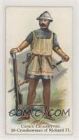Crossbowman of Richard II