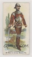 Man-at-Arms, Henry VI [NoneGoodtoVG‑EX]