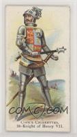 Kinght of Henry VII